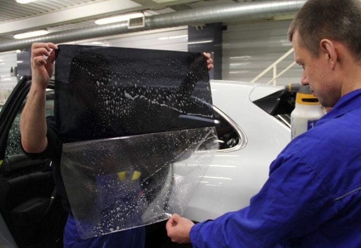 Требования к тонировке стекол автомобиля