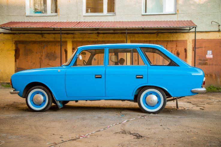Примеры отечественных автомобилей
