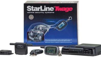 Сигнализация StarLineA9