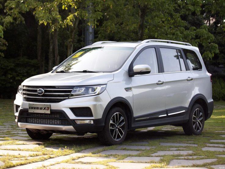 7-местные автомобили а Российском рынке