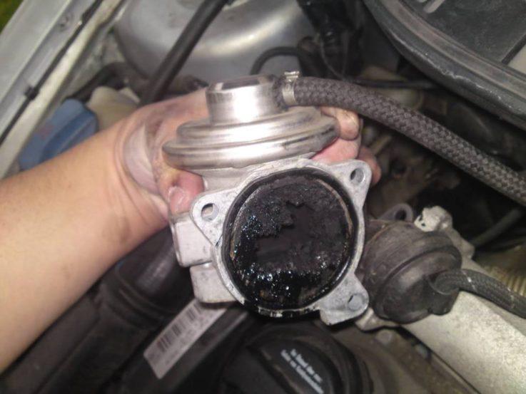 Причины нестабильной работы двигателя на холостом ходу