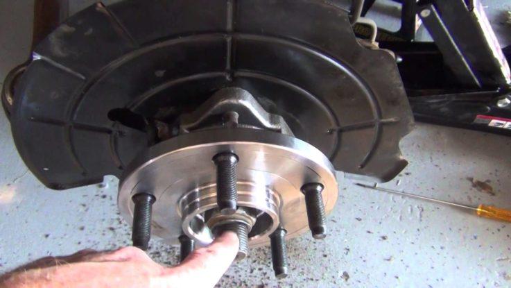 Назначение ступицы переднего колеса