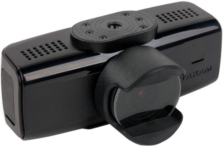Иностранный радар с видеорегистратором