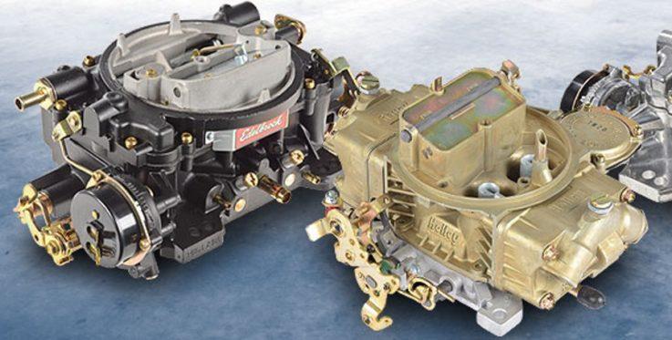 Топливаная система карбюраторных двигателей
