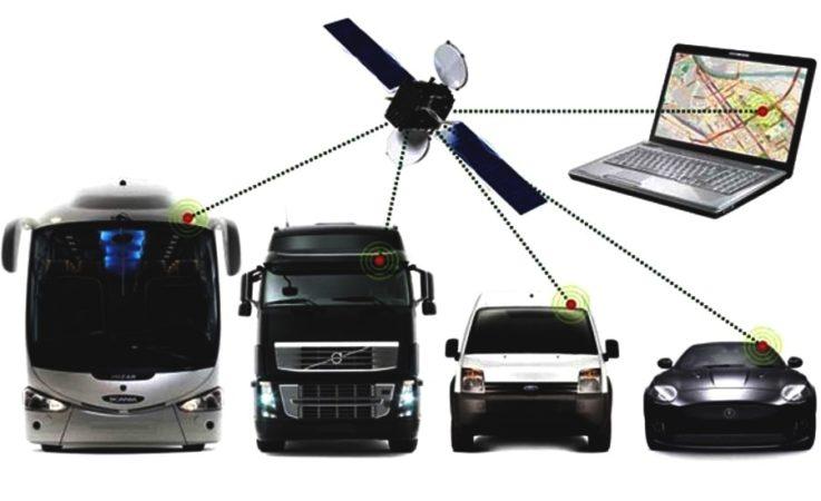 Системы спутникового контроля