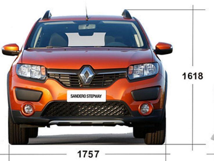 Что представляют собой габаритный размер автомобиля?