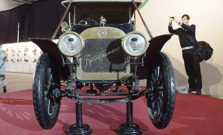 Обзор автомобилей бронзовой эры