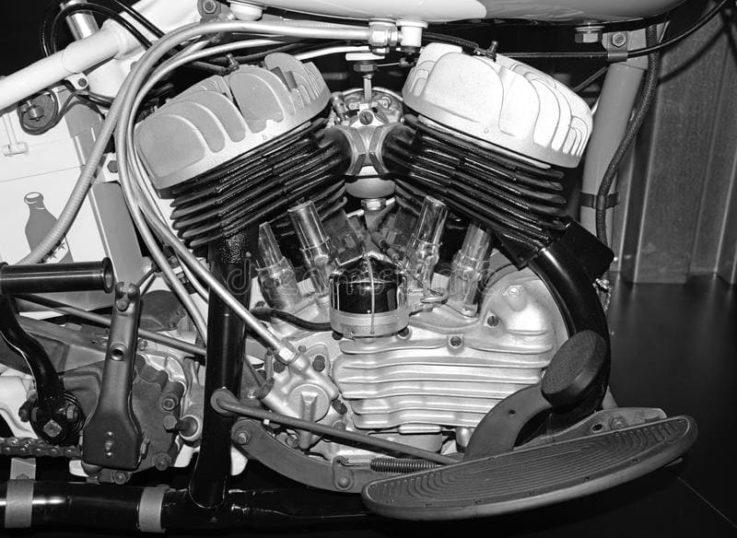 Изобретение двигателя внутреннего сгорания
