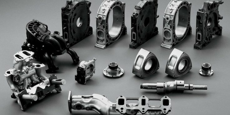 Роторно-поршневой двигатель Ванкеля