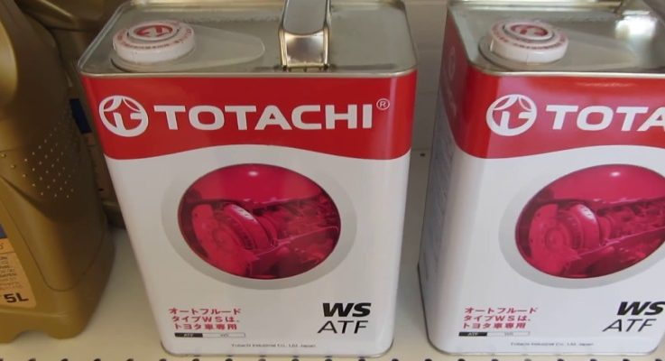 Масло Тотачи