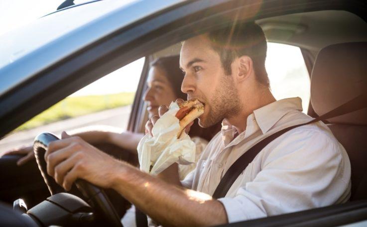 Отдых и принятие пищи