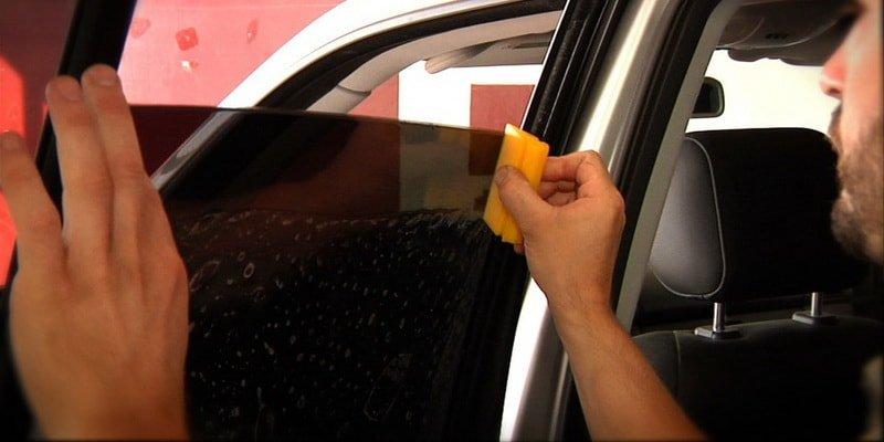 Тонировочная плнка для тонировки сткол автомобиля