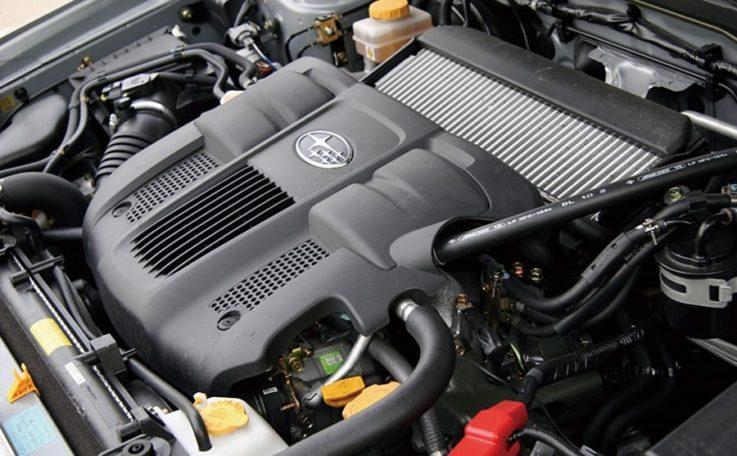 Характеристики мотора