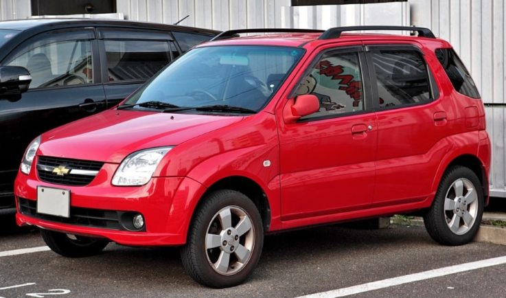 История Chevrolet Cruze