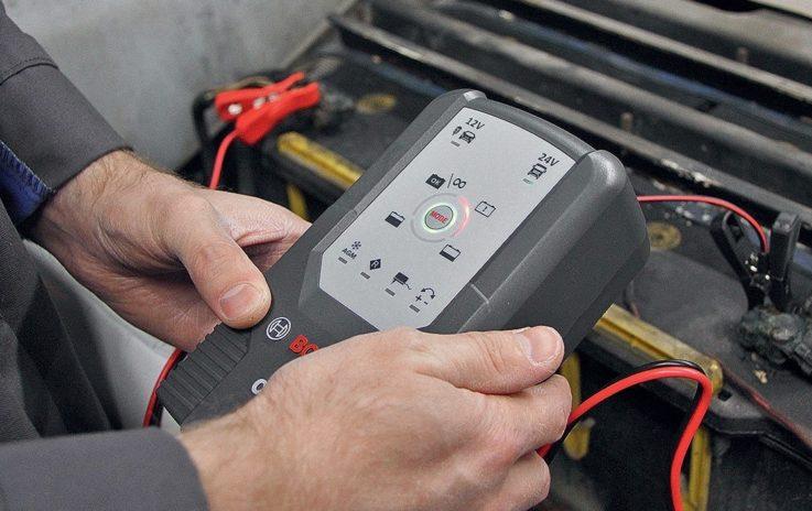 Профессиональное зарядное устройство
