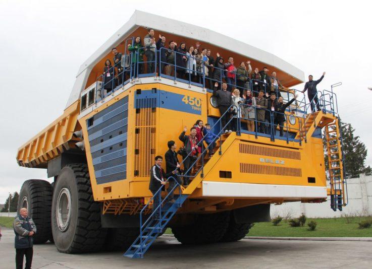 Самые большие грузовые авто
