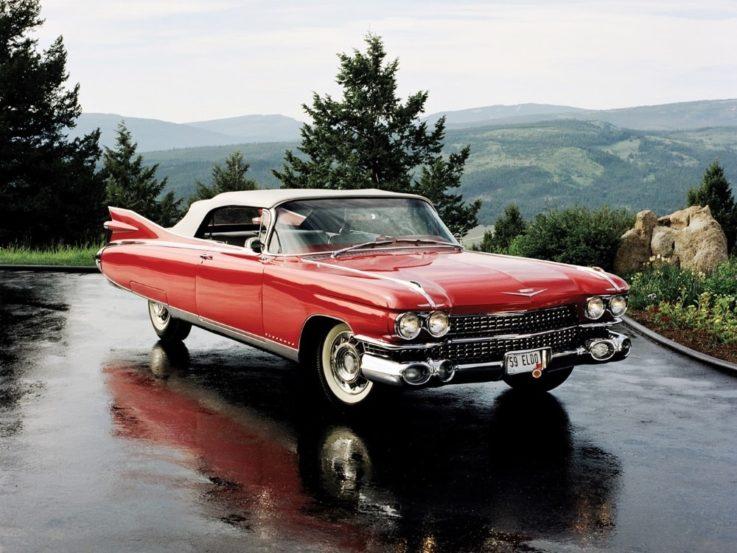 Автомобиль Кадиллак-Эльдорадо