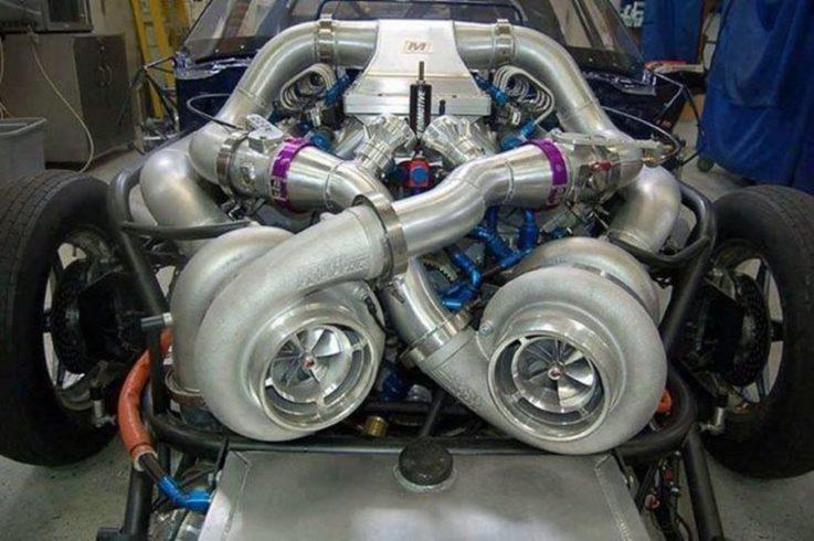 Турбированные двигатели