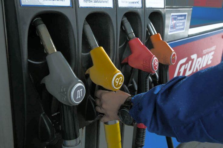 Выбор марки топлива