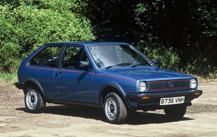 Второе поколение (Polo II)