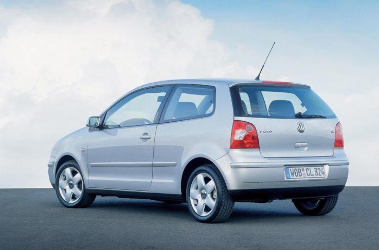 Четвертое поколение (Polo IV)