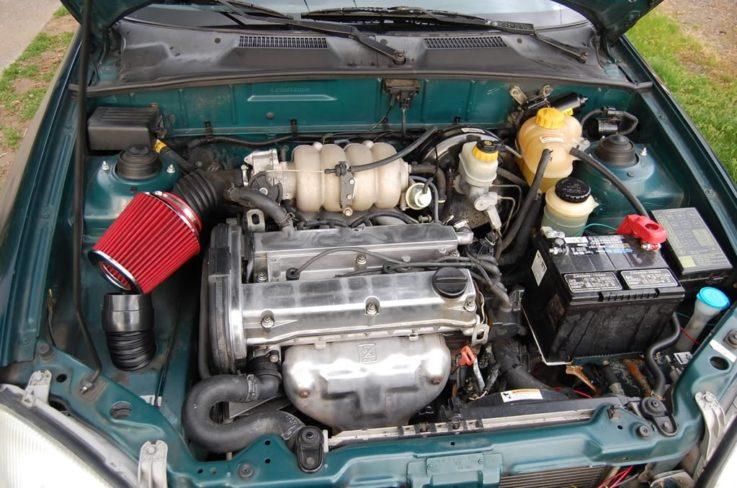 Тюнинг мотора