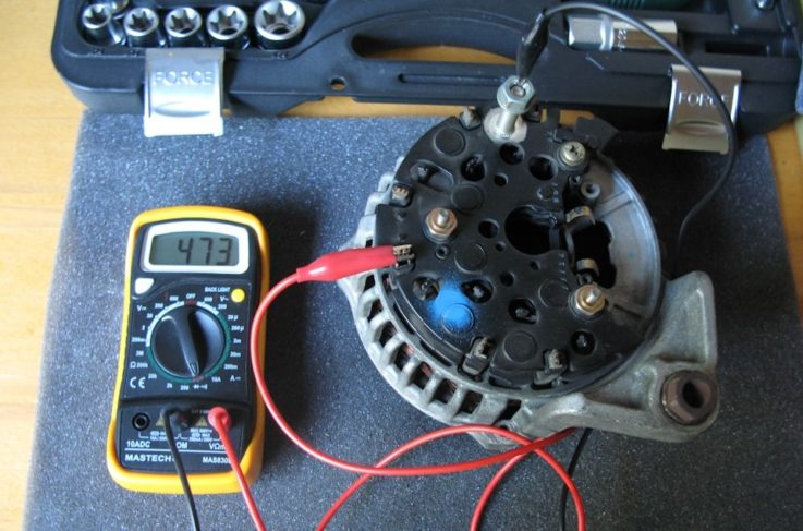 Особенности проверки генератора