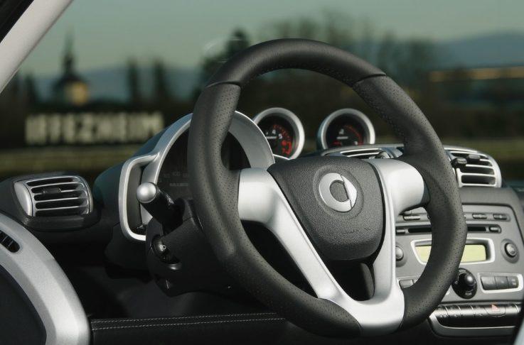 Руль авто Smart