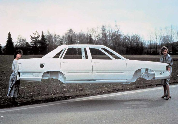 Снижение массы авто