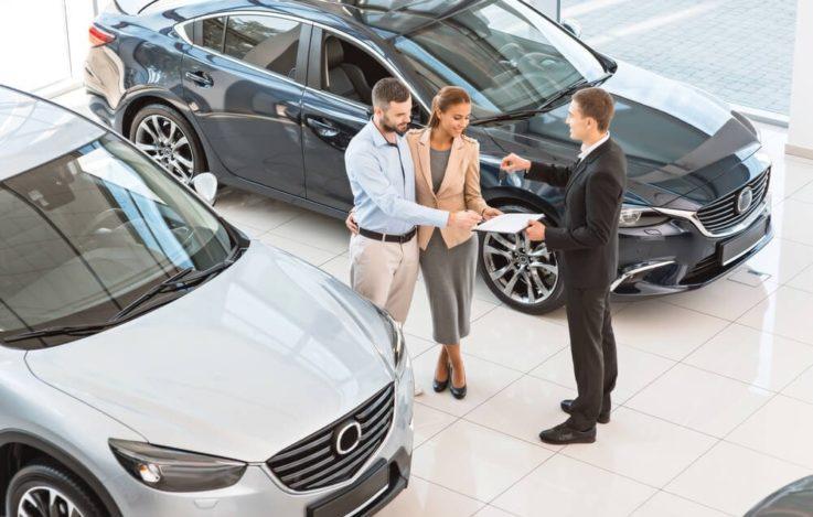 Покупка авто в автосалоне