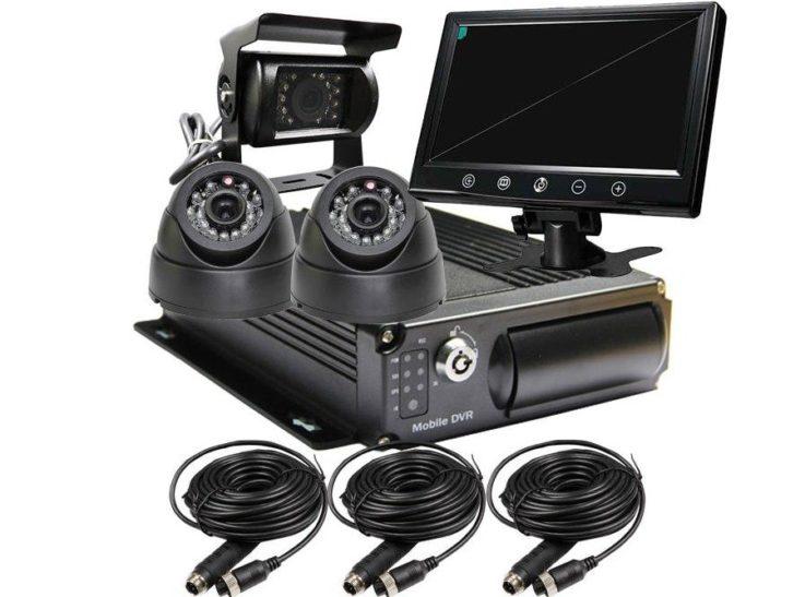 Модульный видеорегистратор