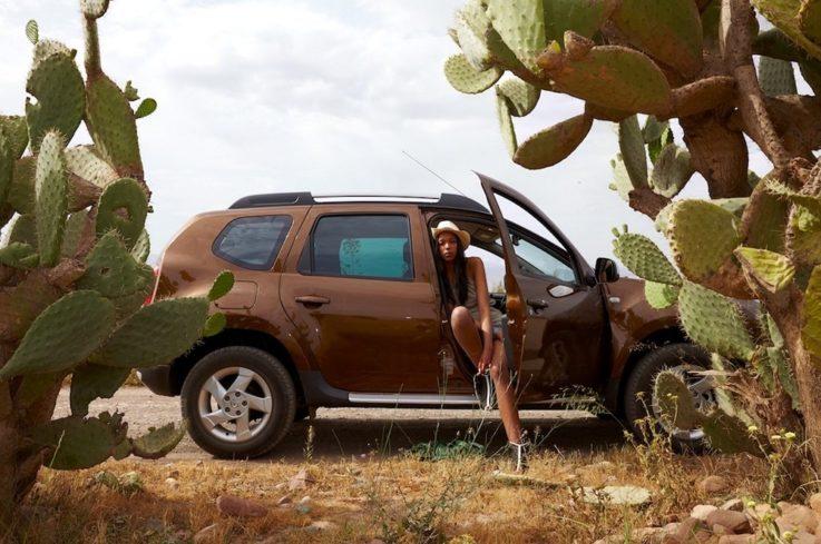 История создания Renault Duster