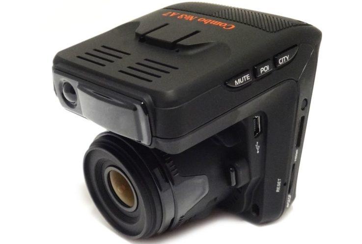 Видеорегистратор SHO-ME Combo №3 A7