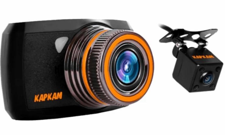 Видеорегистратор Carcam D2
