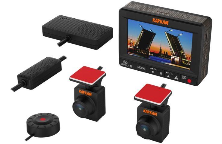 Видеорегистратор Carcam Duo