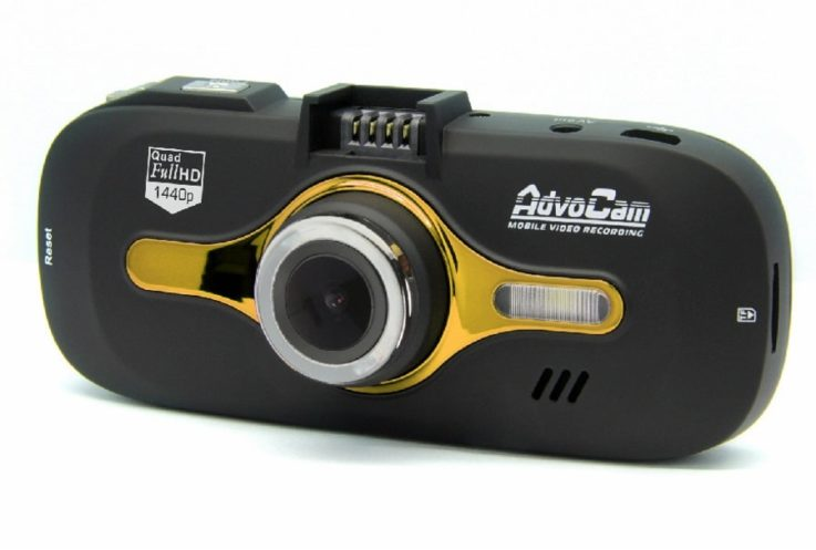 Видеорегистратор AdvoCam FD8 Gold-II (GPS+ГЛОНАСС)