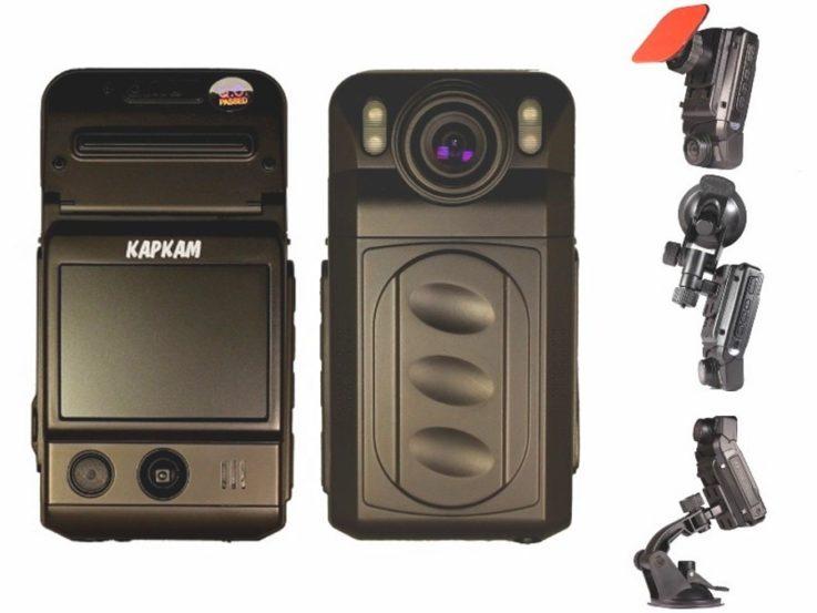 Видеорегистратор Carcam Q2