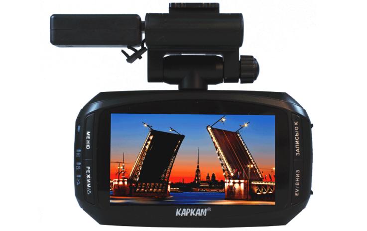 Монитор Carcam Q7