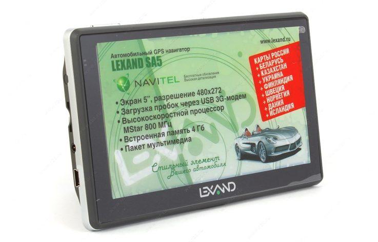 Монитор LEXAND SA5