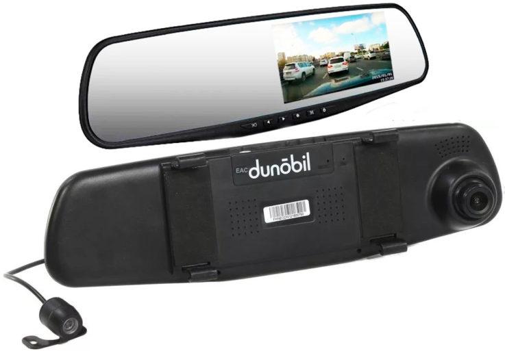 Видеорегистратор Dunobil Spiegel Duo