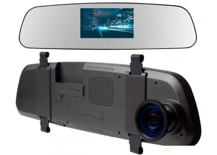 Видеорегистратор Trend Vision MR-700 GNS