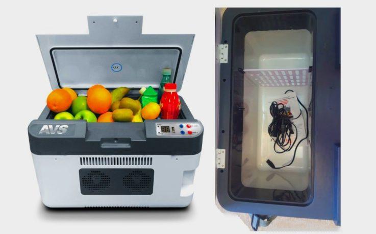 Камера холодильника AVS CC-24WBC