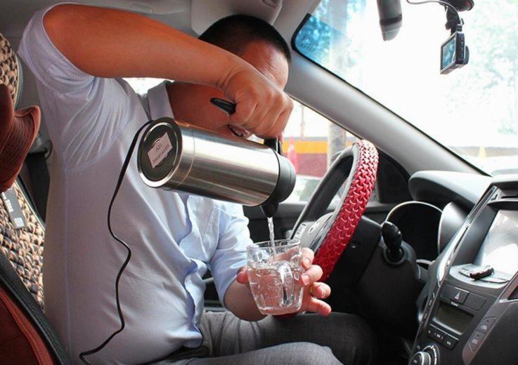 Автомобильный чайник
