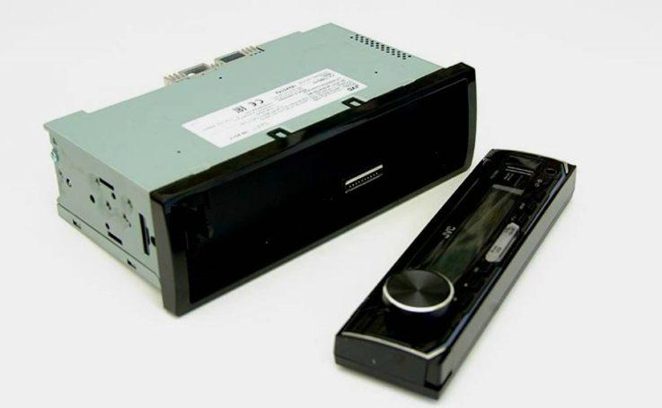 Автомагнитола JVC KD-X355