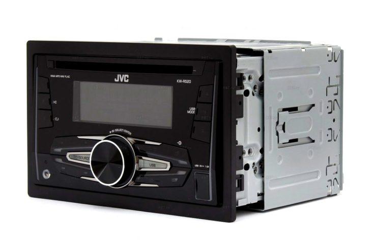 Модель JVC KW-R520
