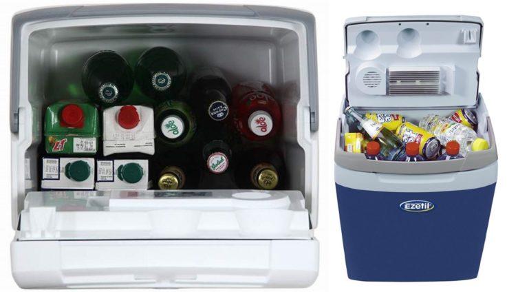 Обем холодильника Ezetil E32 M