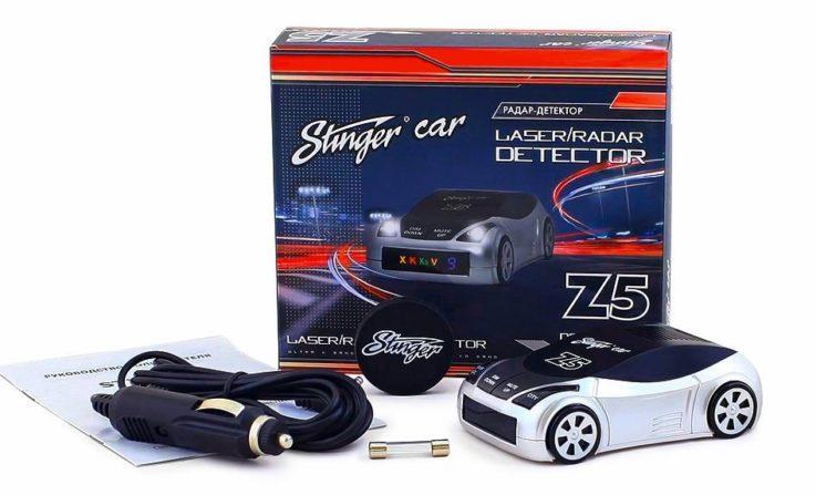 Комплектация Stinger Car Z5