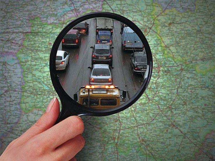 GPS-маяк в автомобиле