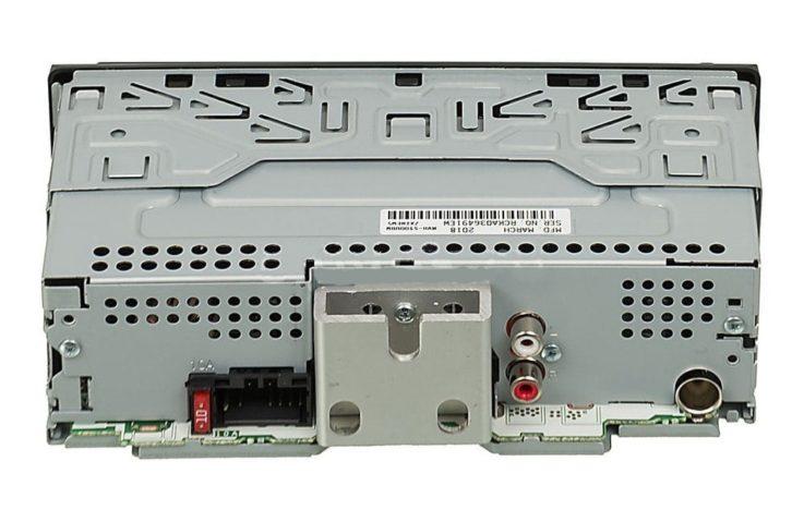 Разъемы Pioneer MVH-S100UBW