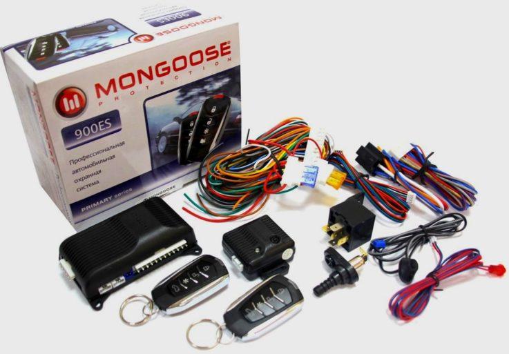 Комплектация Mongoose 900ES Line4